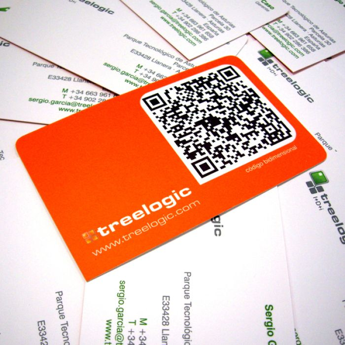 business cards with qr - Google Search | qr business cards ...