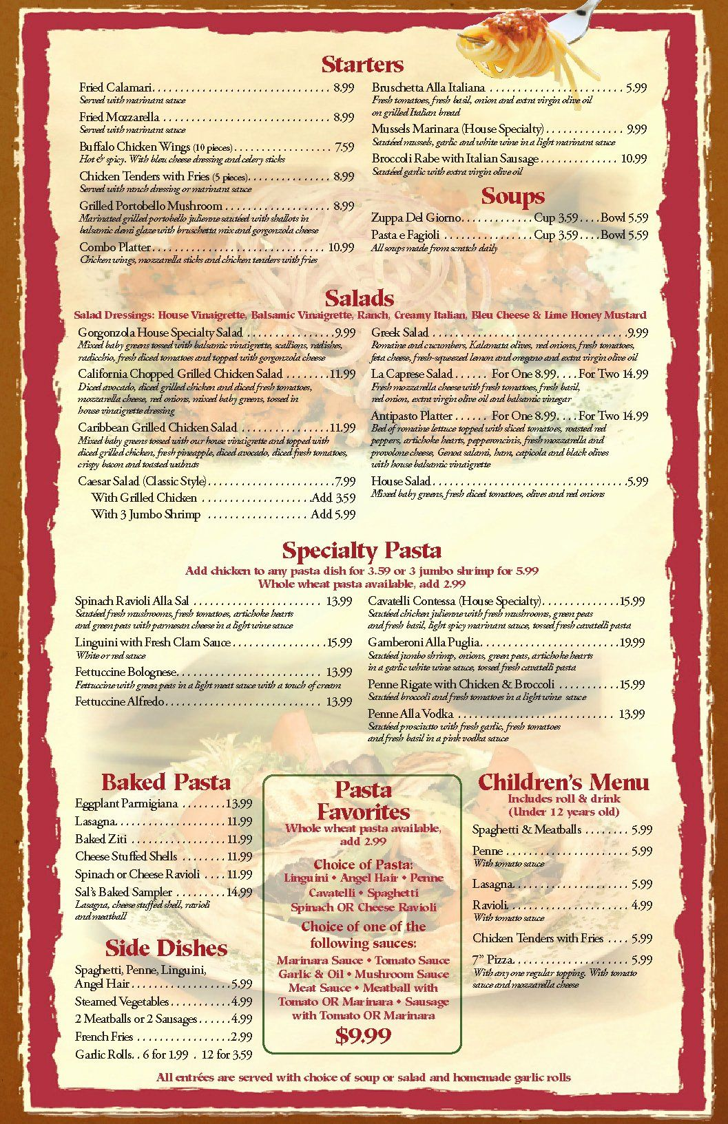 24 Catering Menu Template Free Perspicacity Online Template