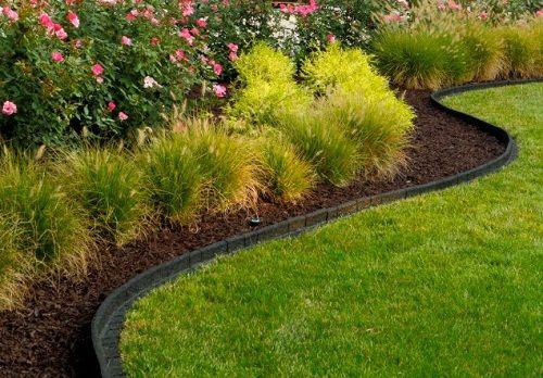 Plastic Landscape Edging Tips Minimalist Home Designs Landscape Edging Plastic Landscape Edging Lawn Edging