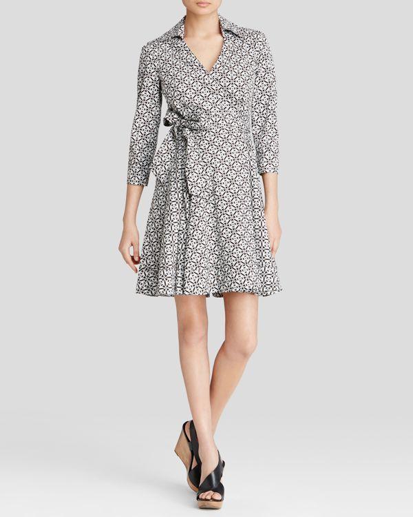 Diane von Furstenberg Wrap Dress - Jadrian