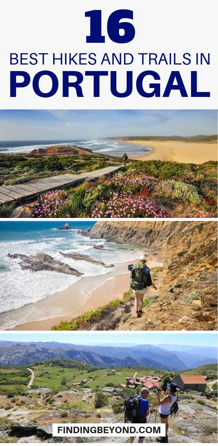 16 Best Portugal Hikes and Trails | Finding Beyond #portugal