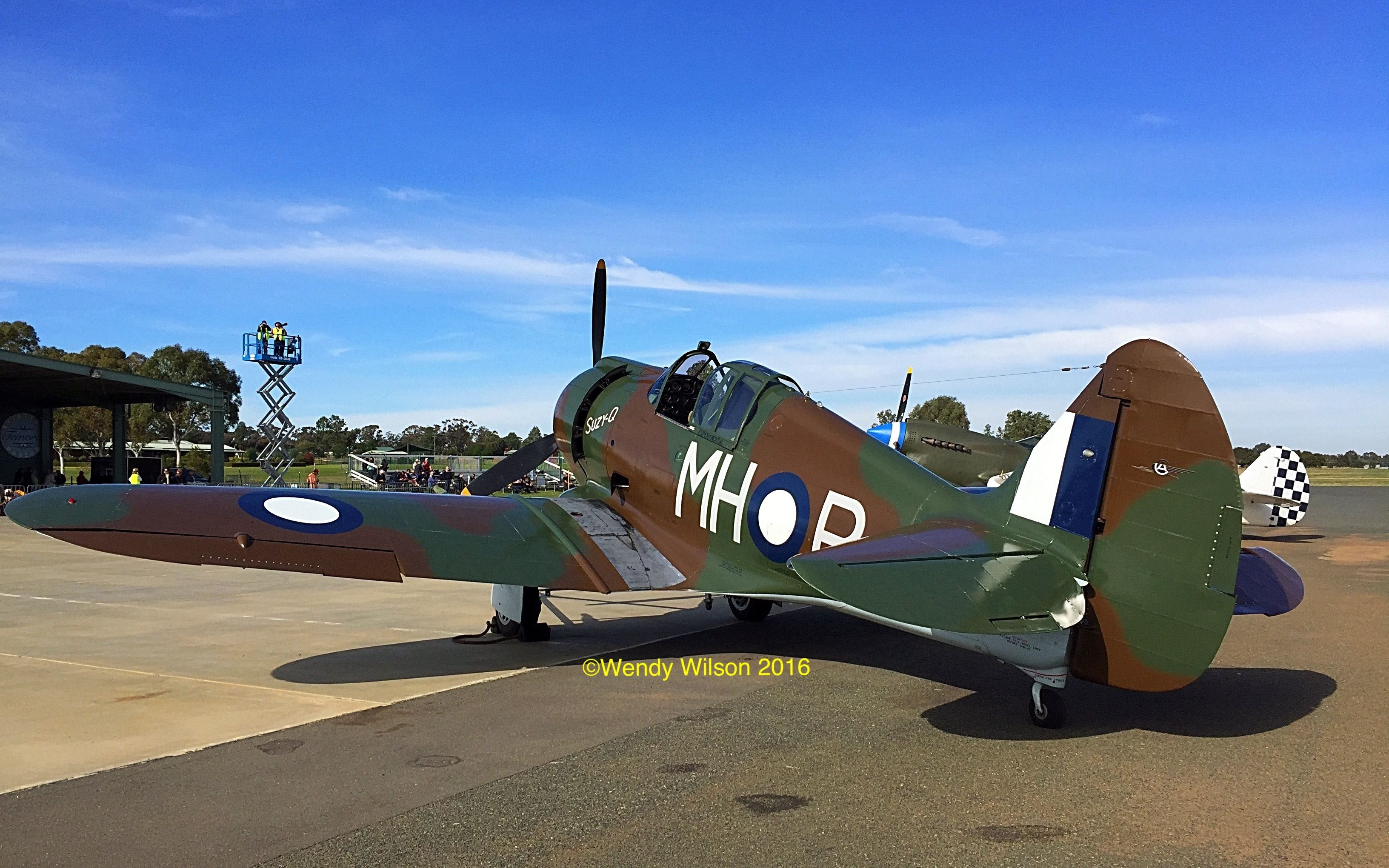 Temora Aviation Museum aircraft showcase 21/5/2016. The