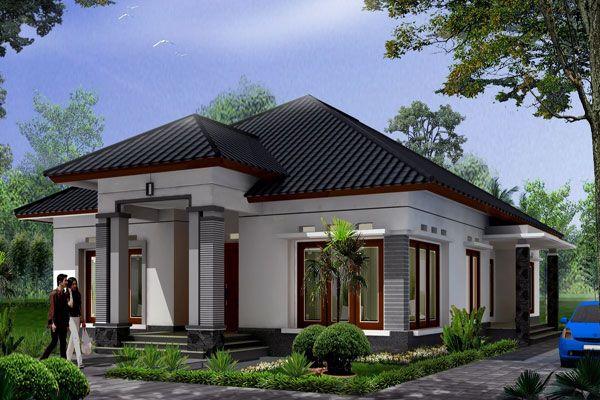 Model Teras Rumah Keren  model teras limasan modern 2020 rumah minimalis modern
