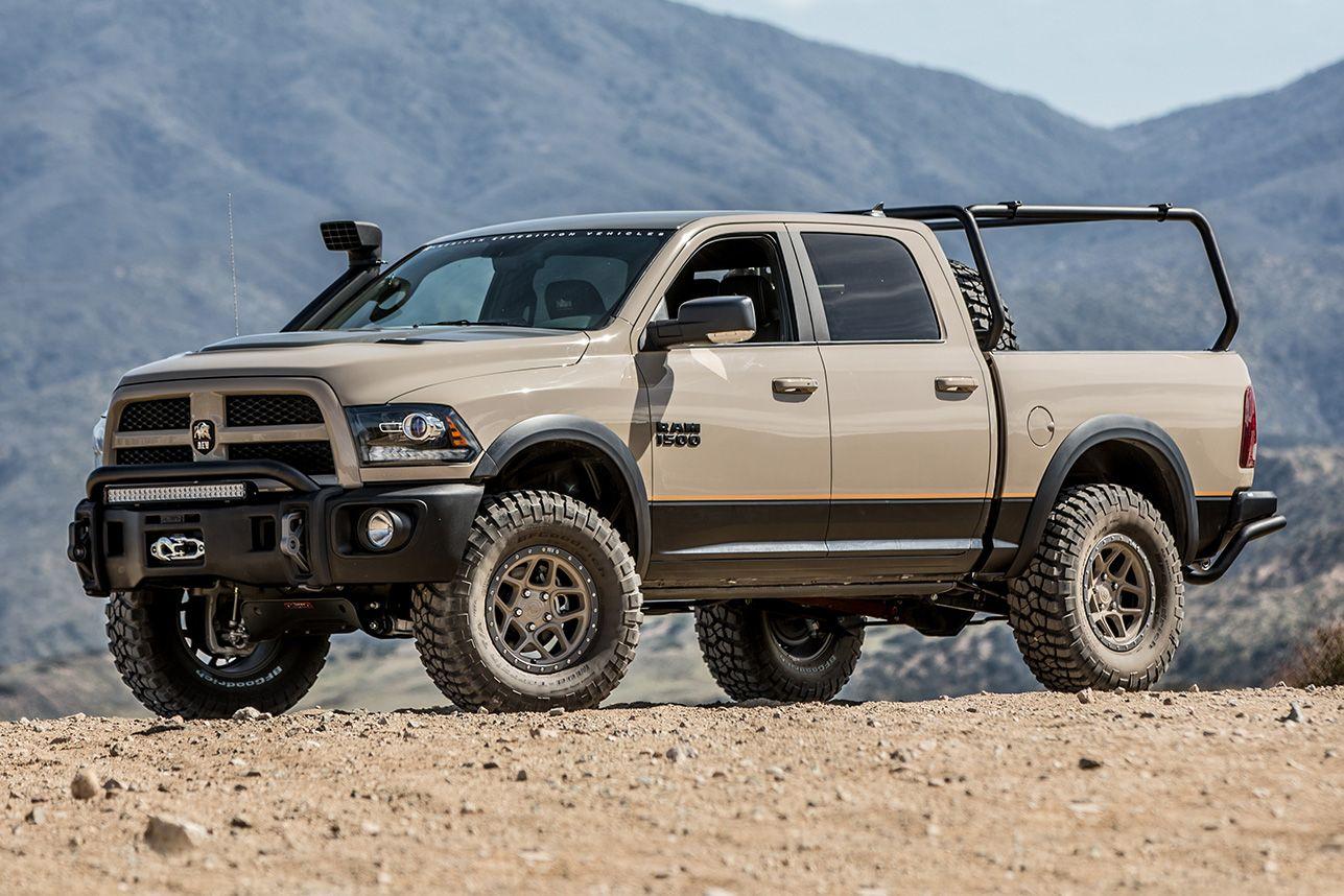 Aev Recruit Ram 1500 Pickup Truck Pickup Trucks Jeep Pickup