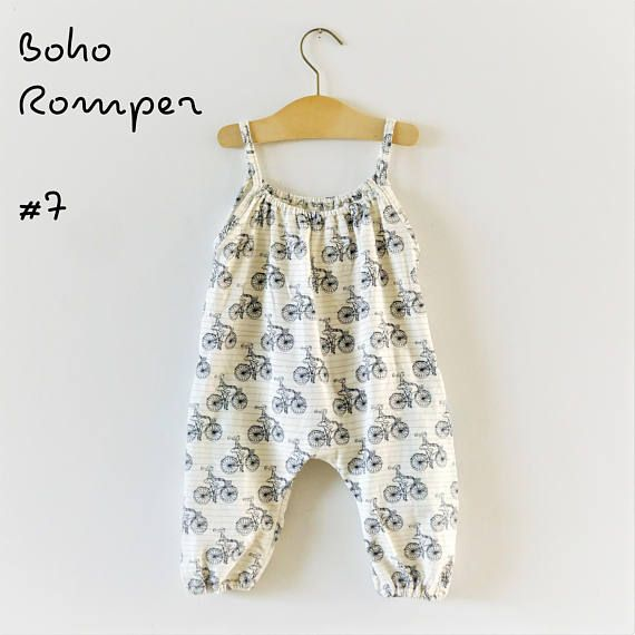 DIY Infant Baby Blank Romper Newborn Toddler sleeveless personalized Jumpsuits