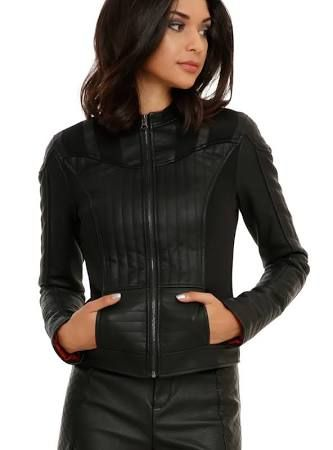 Hot topic faux leather jacket - Google Search
