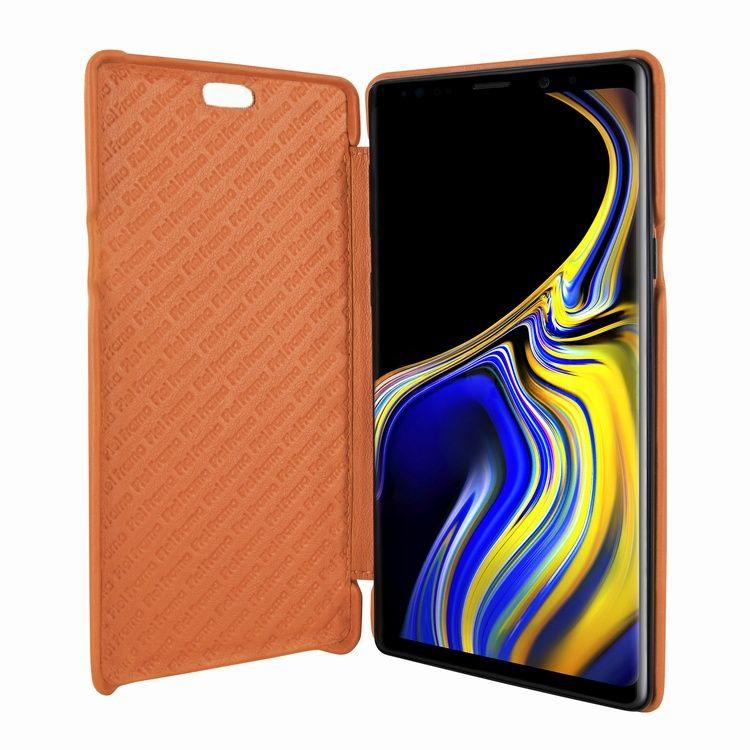 Piel Frama 805 Orange Emporium Leather Case for Samsung Galaxy Note 9