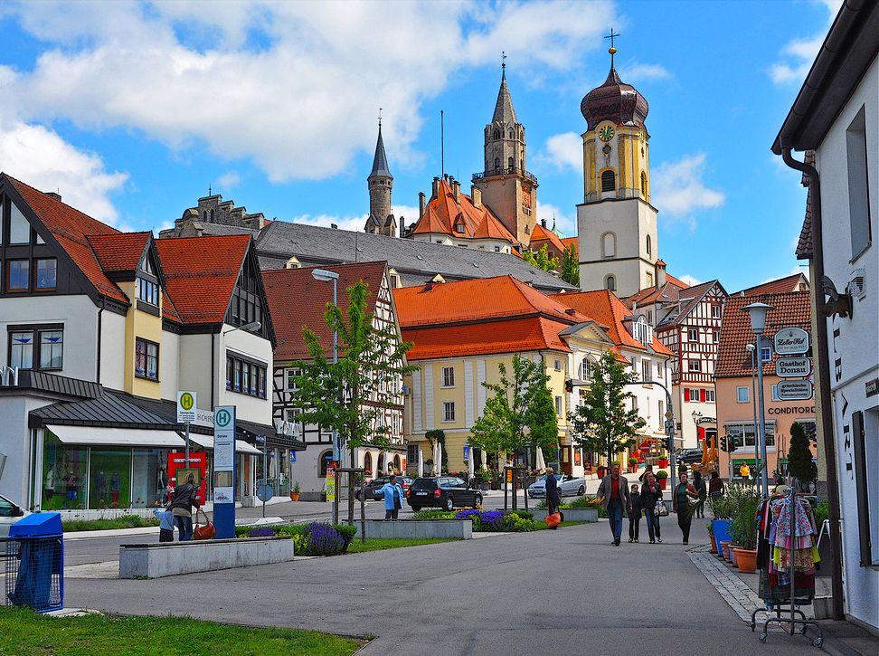 Sigmaringen (BadenWürttemberg), Germany. Sigmaringen