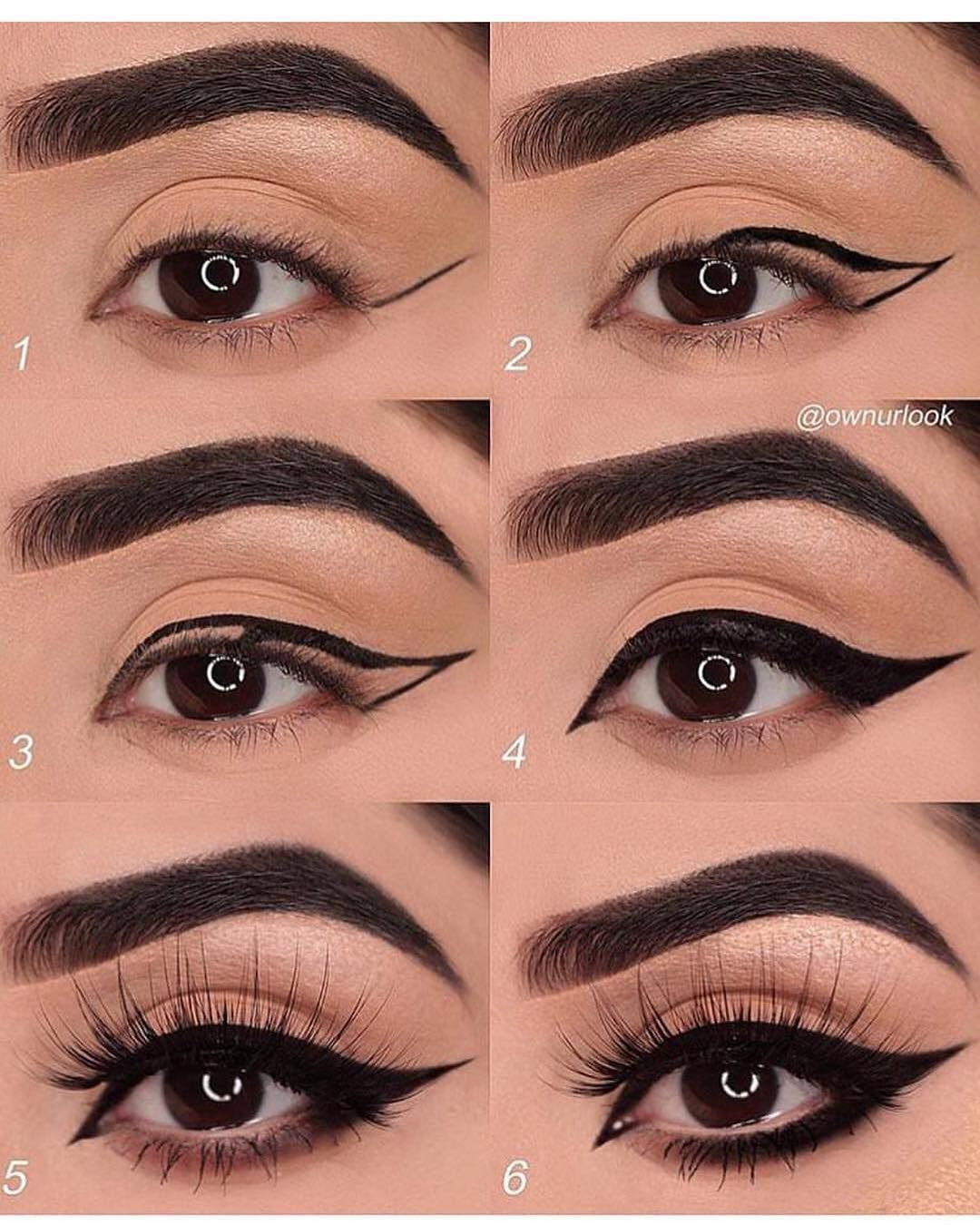 Make Makeuptutorial Makeupartist Maker Makeuptutorialsx0x Makeupjunkie Makes Makeupslaves Make Makeup Eyeliner No Eyeliner Makeup Beautiful Eye Makeup