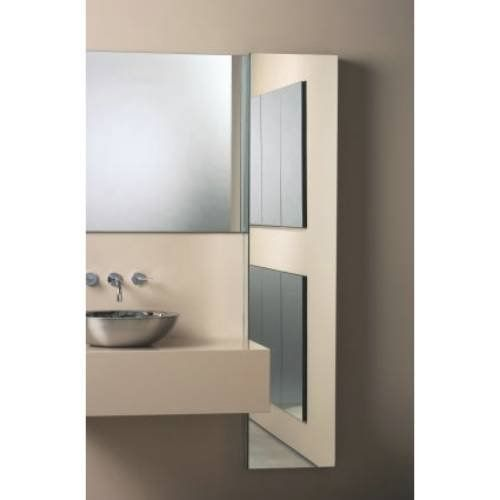Robern Mf20d8fpl M Series 19 1 4 W X 8 D Single Door Left Hinged Cabinet With Flat Plain Mirror By Robern 1813 70 A Designer S Dre Single Doors Mirror Cabinets Full Length Mirror Cabinet