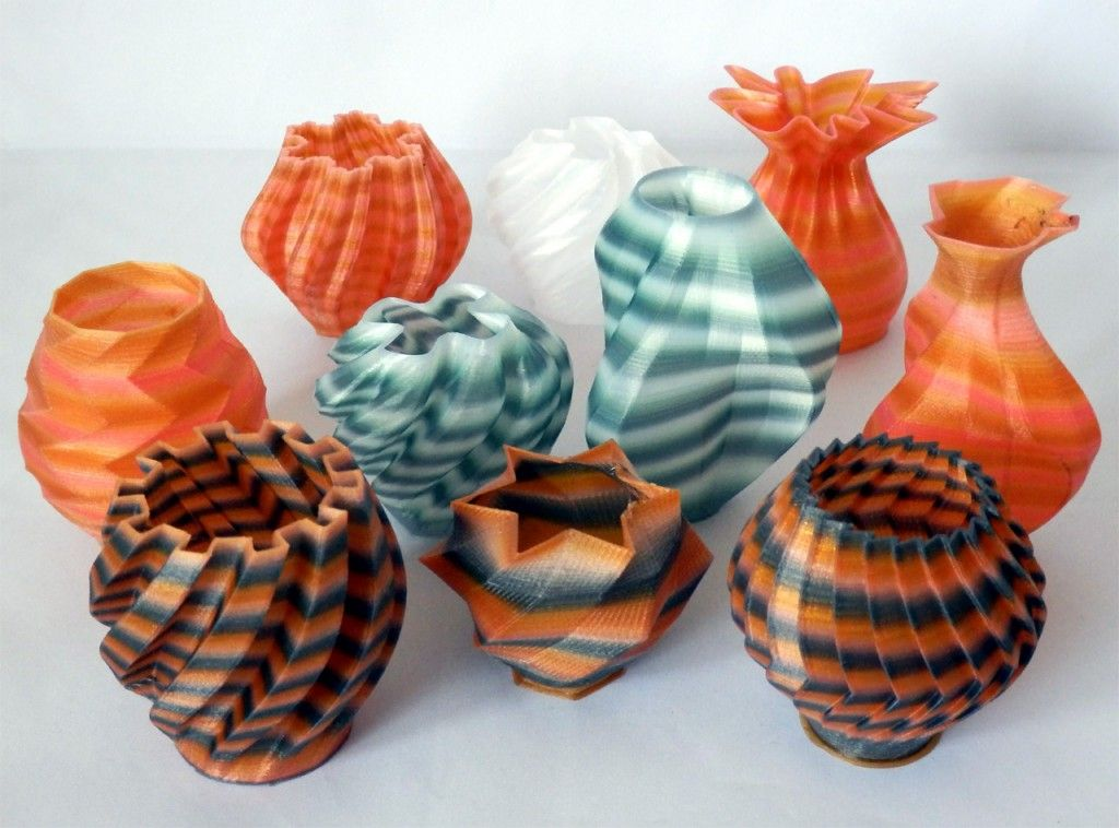 Nylon Filament Space Dyed