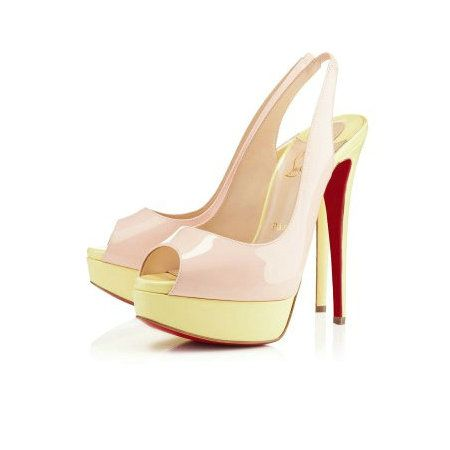 Christian Louboutin Lady Peep Sling 150mm CL20140421087