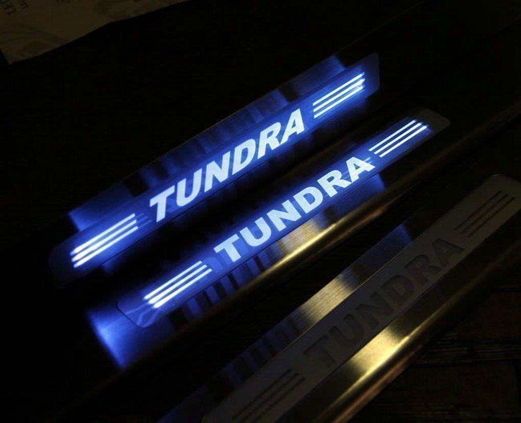 2007 Toyota Tundra Door Seals