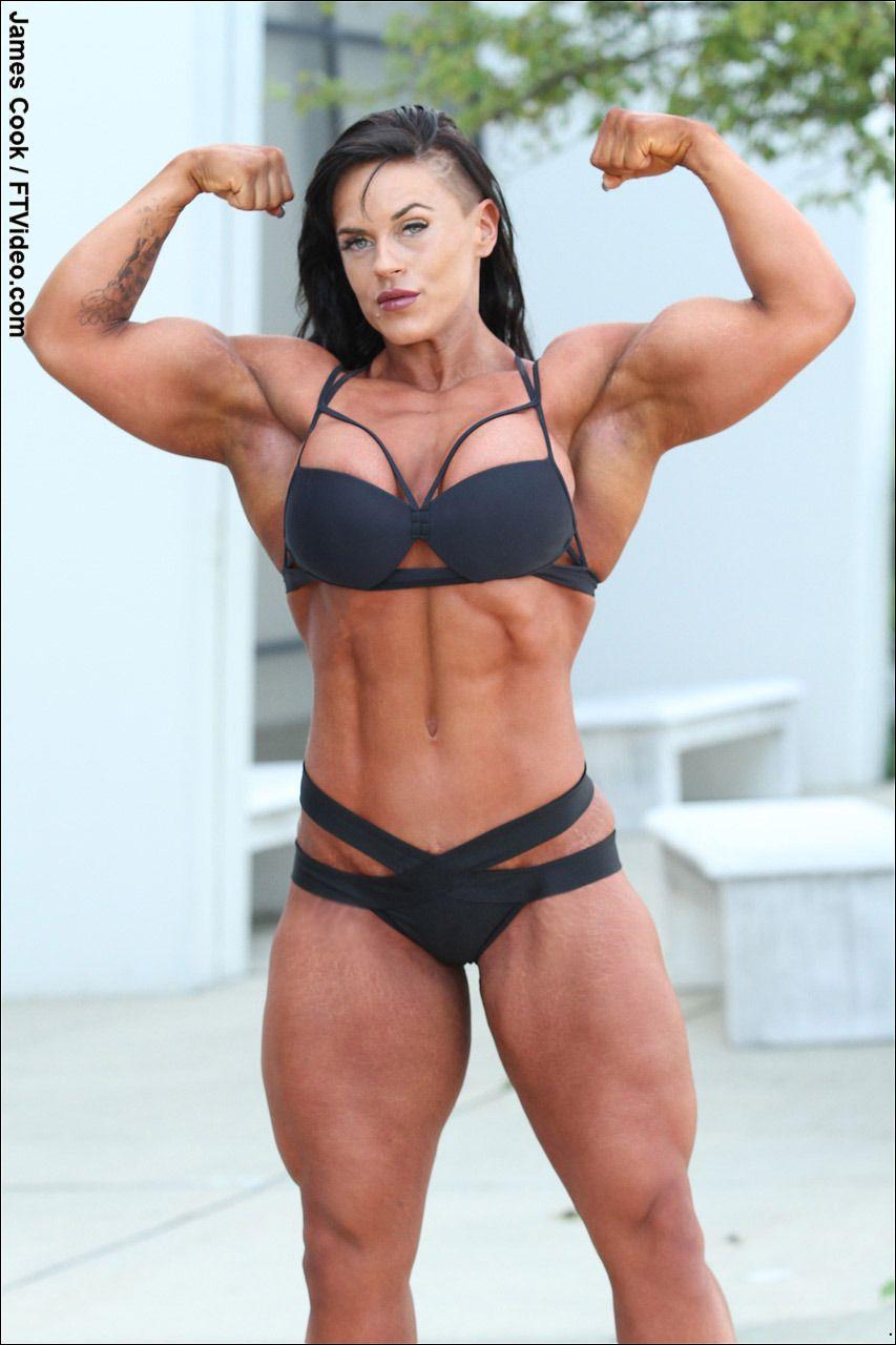 Muscle Women Porn pintommy e on muscular women | body building women