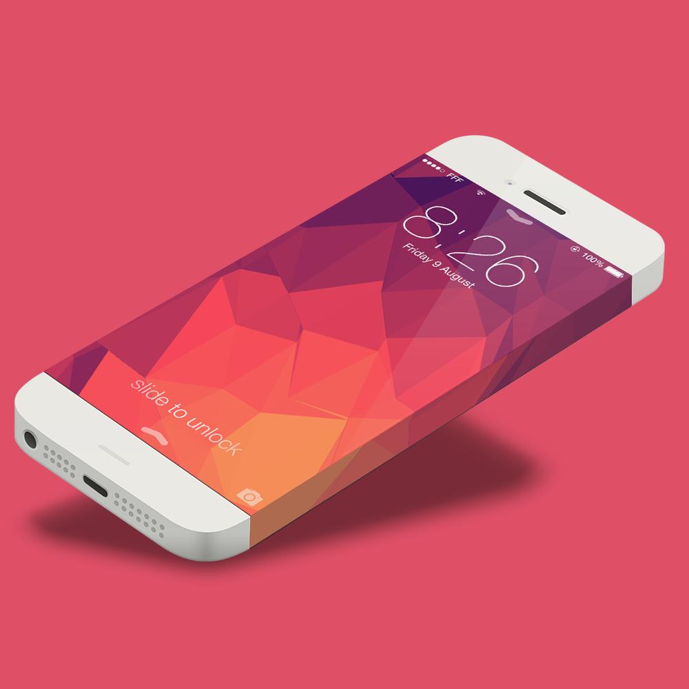 Infinity Iphone 6 Mock up (con imágenes) Iphone 6