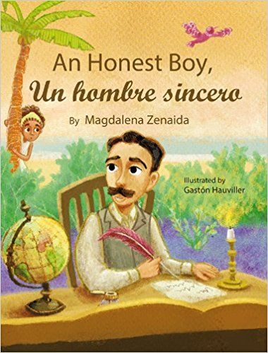 An Honest Boy, Un hombre sincero (English and Spanish Edition