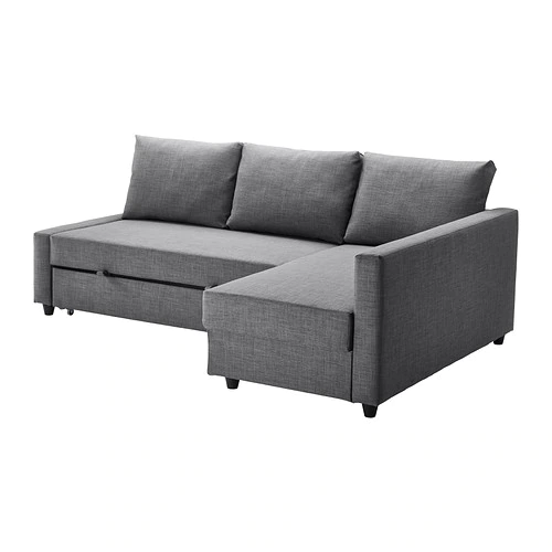 Friheten Sleeper Sectional 3 Seat W Storage Skiftebo Dark Gray Corner Sofa Bed With Storage Small Sectional Sofa Sofa Couch Bed
