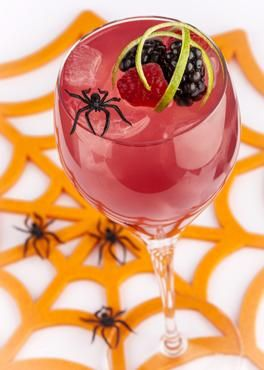 Forest Punch Halloween, Finnish Drink, October 2016