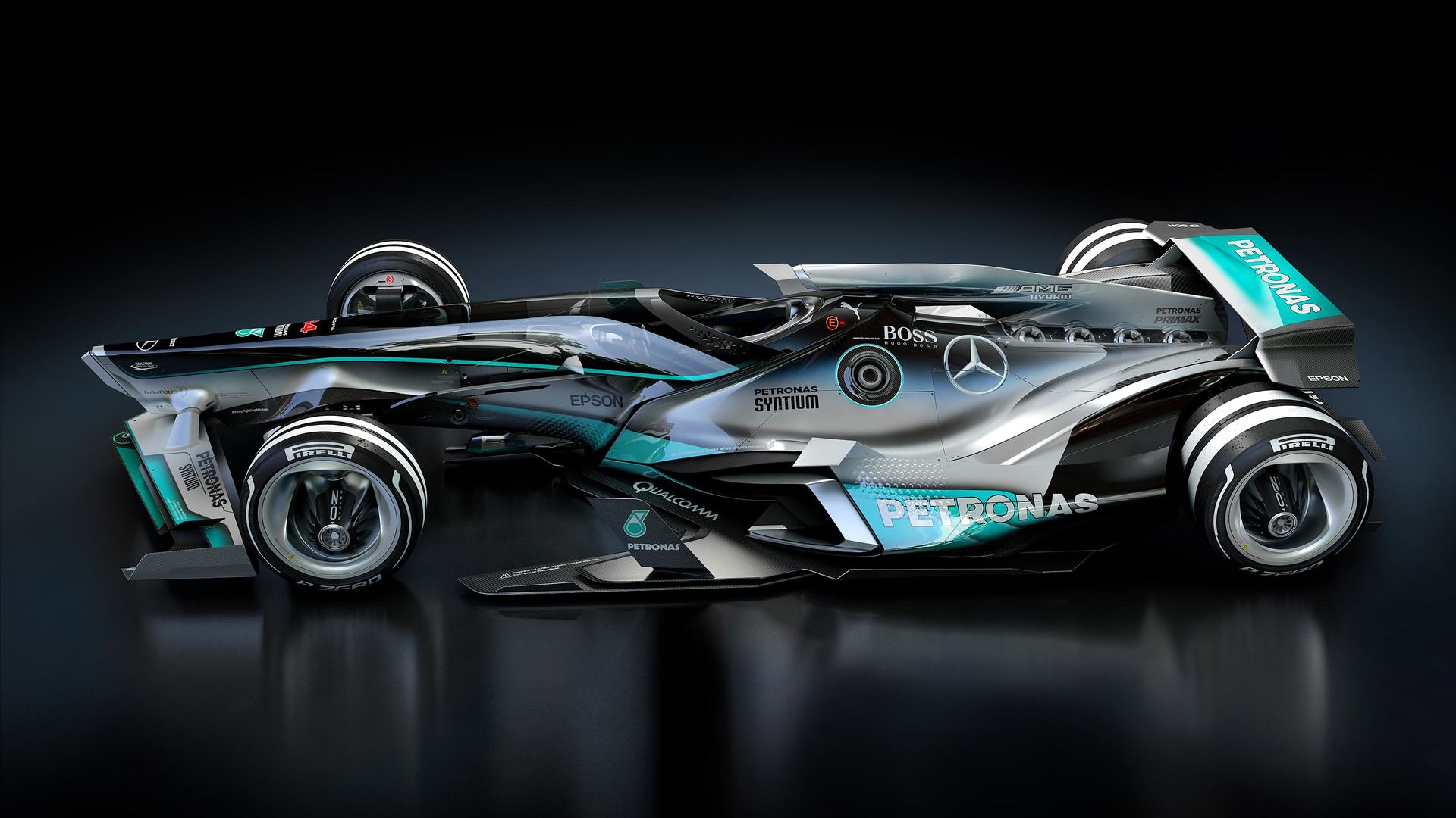 Will F1 Cars Look Like This In 2030 Velocity 2 The Maximum