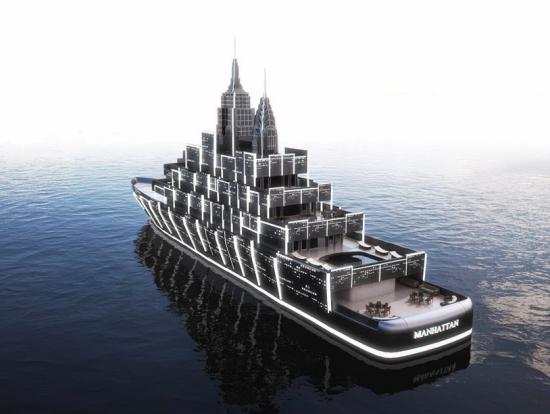 vasily klyukin des yachts au design renversant bateaux. Black Bedroom Furniture Sets. Home Design Ideas