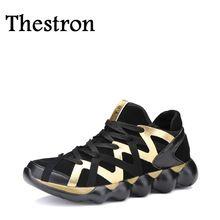 Us 25 08 Thestron Sport Man Shoes Shoe New Cool Sport Shoes Sneaker Men Brand Black Summer Mens Athletic Shoes For Running Shoes For Men Sneakers Man Running