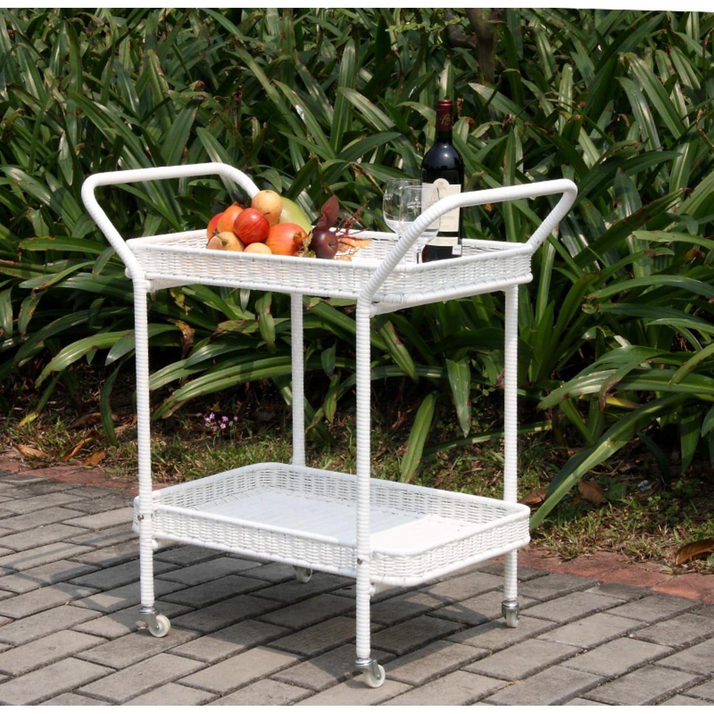 Luxury White Resin Patio Furniture