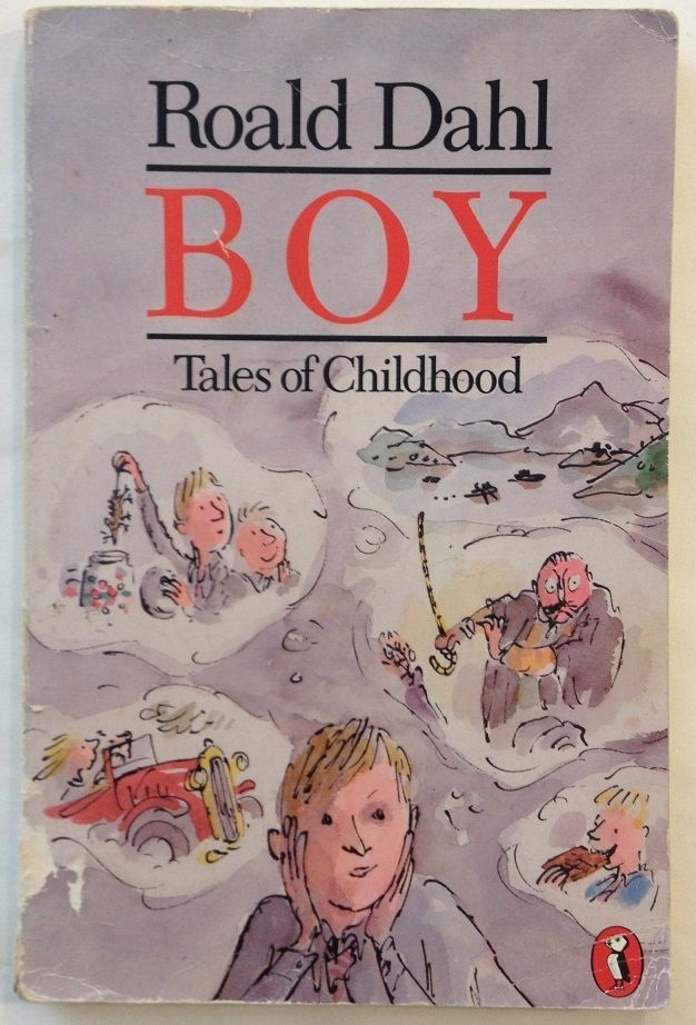Boy And Going Solo By Roald Dahl 1986 Paperback Children Young