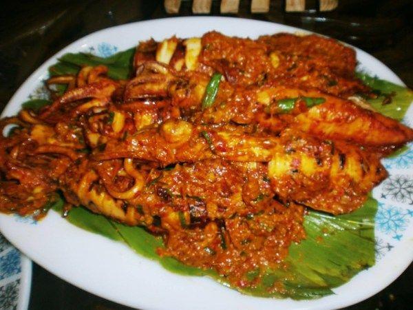 Resepi Sotong Bakar Percik Klik Disini Masakan Malaysia Resep Masakan Resep Makanan