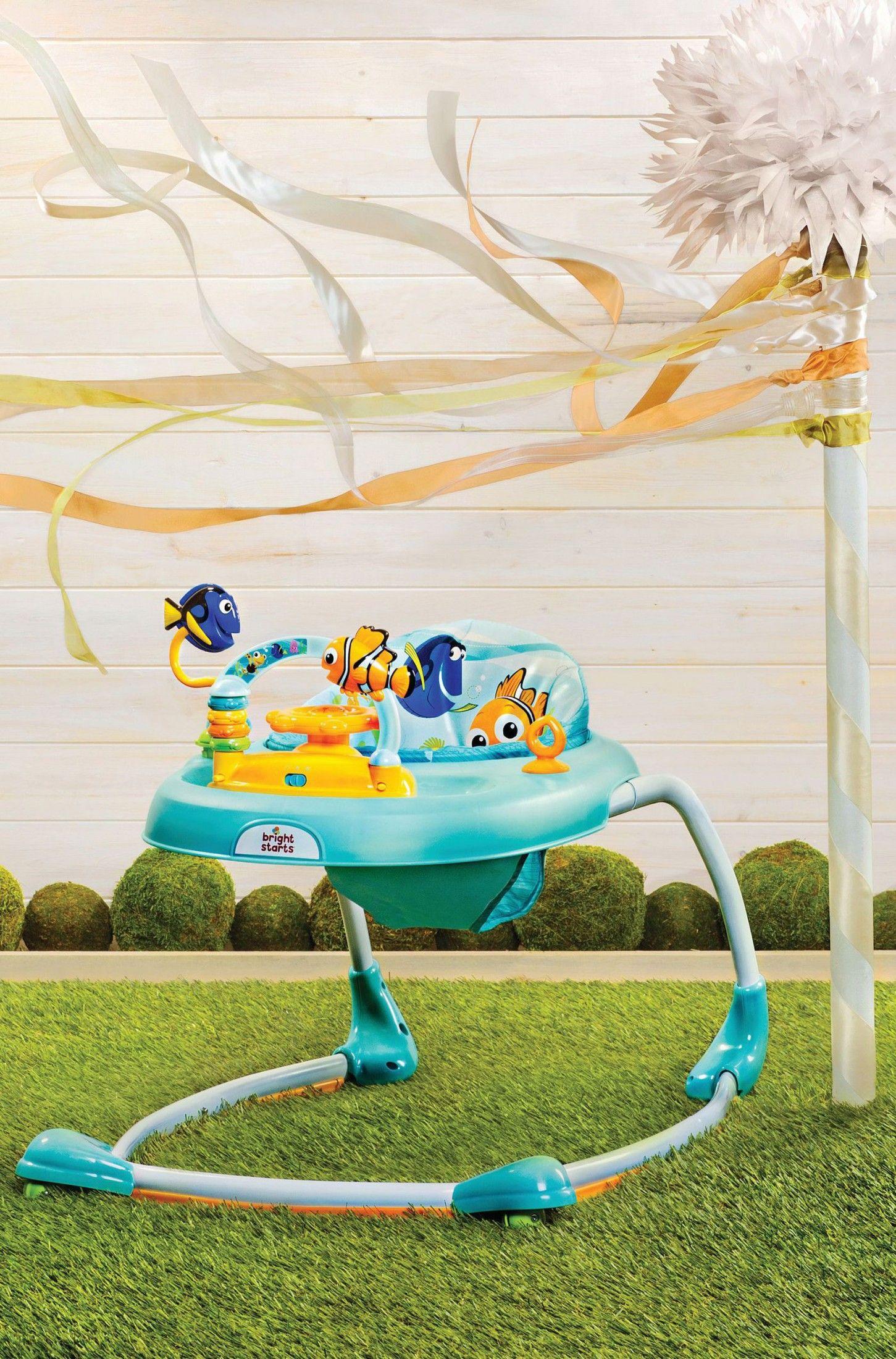[ad] Explore the world with a Disney Baby Nemo & Dory
