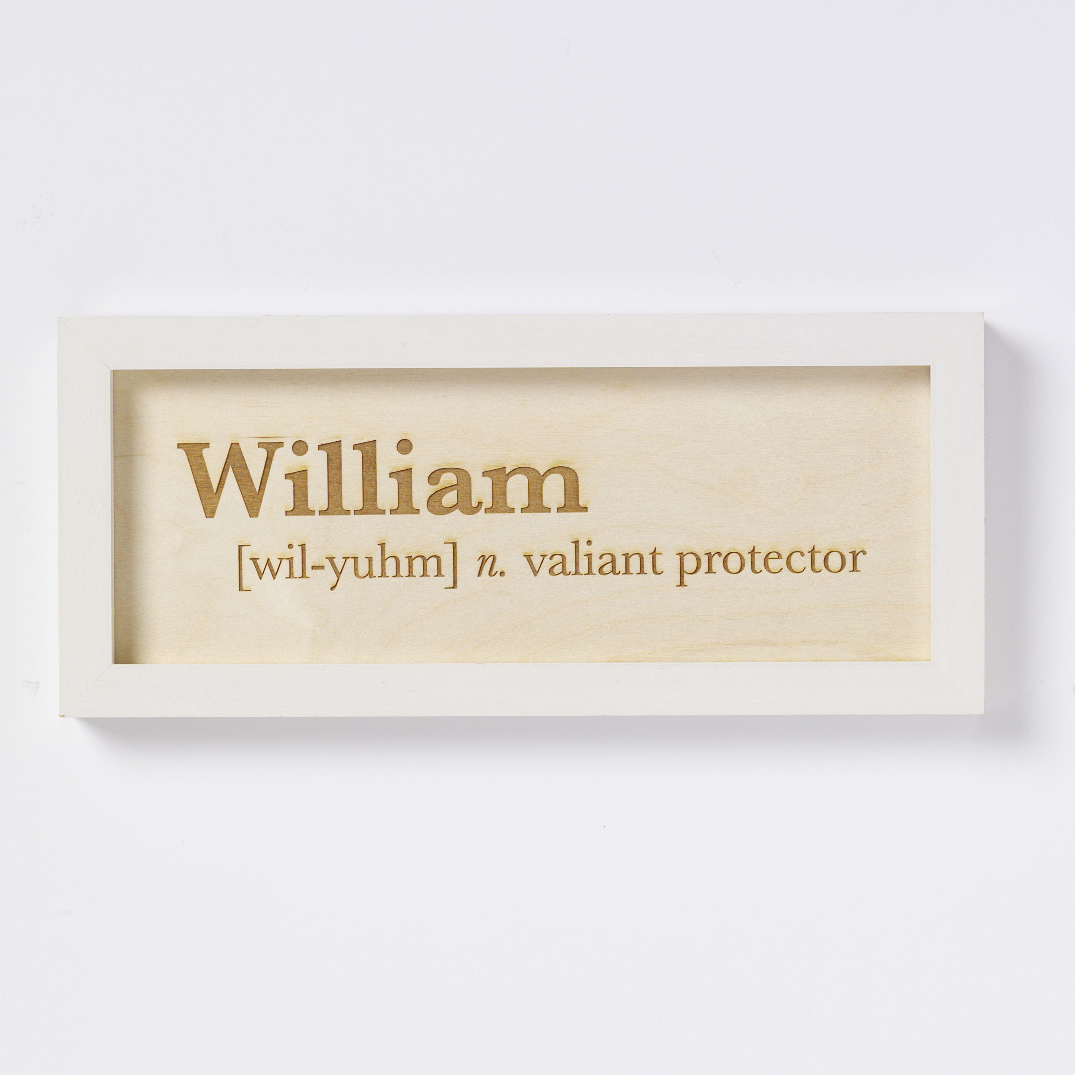 die besten 25 bedeutung des namens william ideen auf pinterest bedeutung von william beste. Black Bedroom Furniture Sets. Home Design Ideas