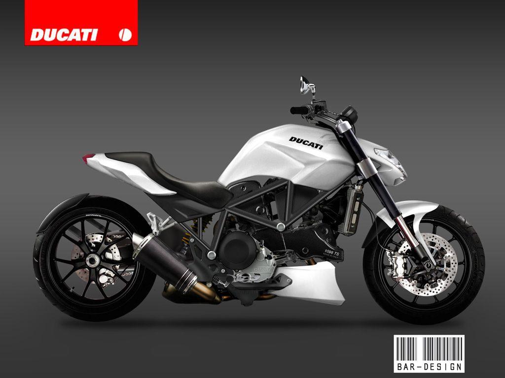 Ducati Vyper (white)