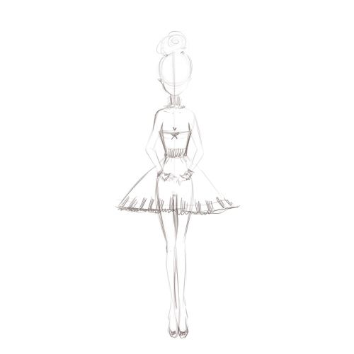 How To Draw Like A Fashion Designer Fashion Design Drawings Young Fashion Designers Fashion Design