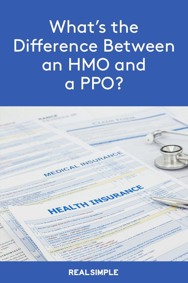 What's the Difference Between an HMO and a PPO? | Ppo ...
