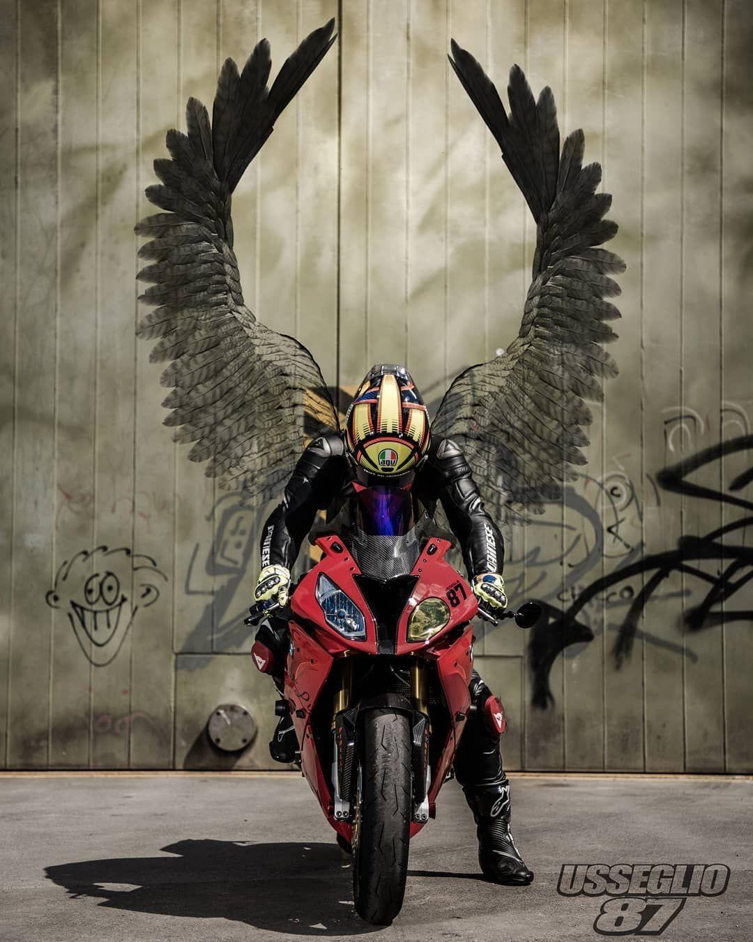 Iyi Geceler Rider Usseglio87 Bmw S1000rr Ikinci El Ekipman