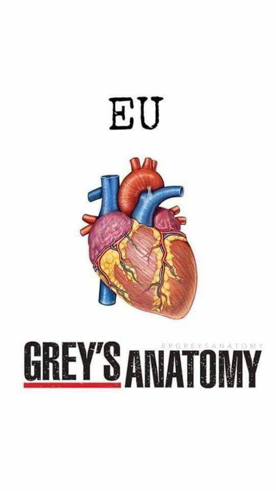 Cadê os fãs de Grey\'s anatomy? | Greys Anatomy | Pinterest ...