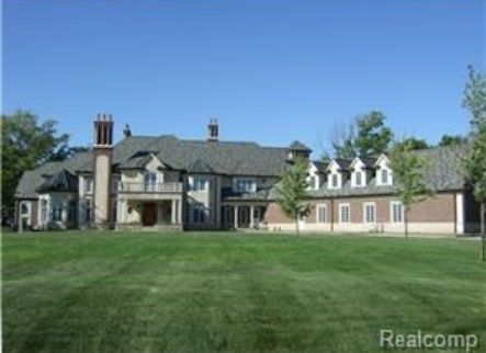 Most Expensive Homes in Michigan - Photos and Prices
