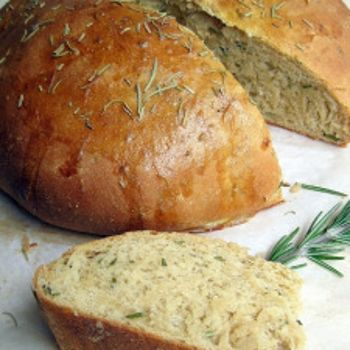 Rosemary Olive Oil Crock Pot Bread - I'd have to try it to believe it ...
