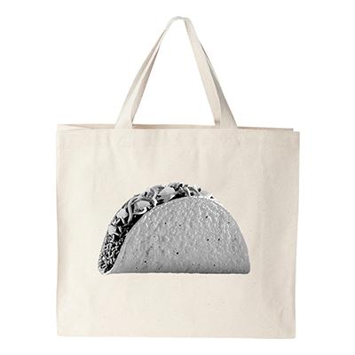 Taco Bell Eco Bag Tote Reusable Tote Bags