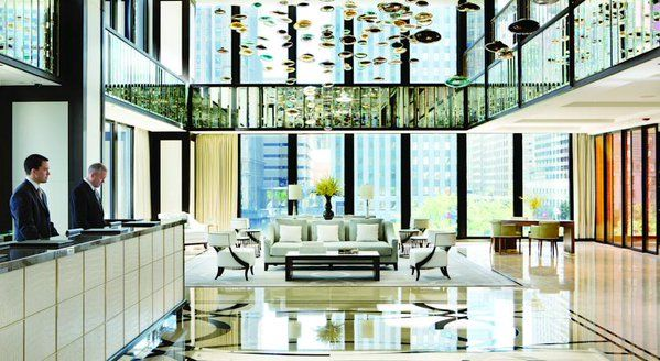 The Langham, Chicago 5 of 5 stars 1,278 Reviews #1 of 179 hotels in Chicago https://twitter.com/MyCityHotels/status/659497633405411329