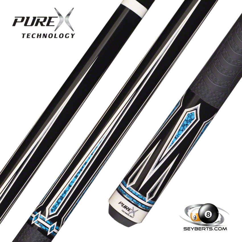 Pure X Technology Hxt62 Pool Cue Technolgy Pool Cues Pool Cues Pure Products Cue Stick