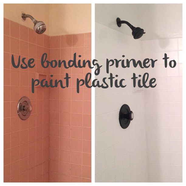 How to Tile a Shower Inexpensively | Primer, Paint bathroom and House