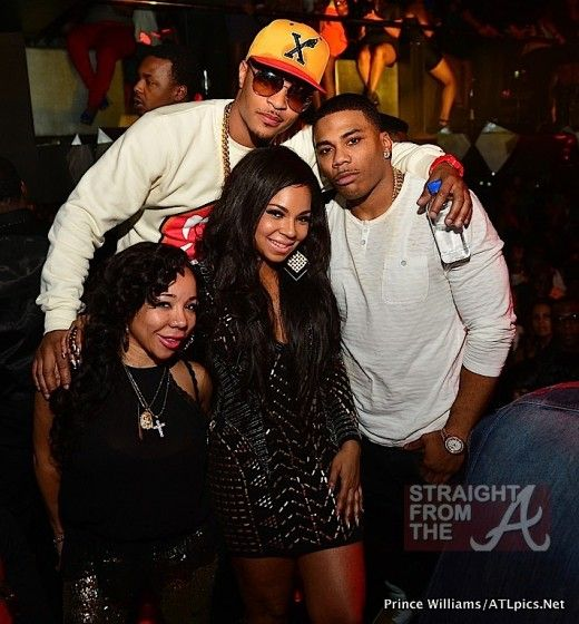 Nelly dating ashanti 2013