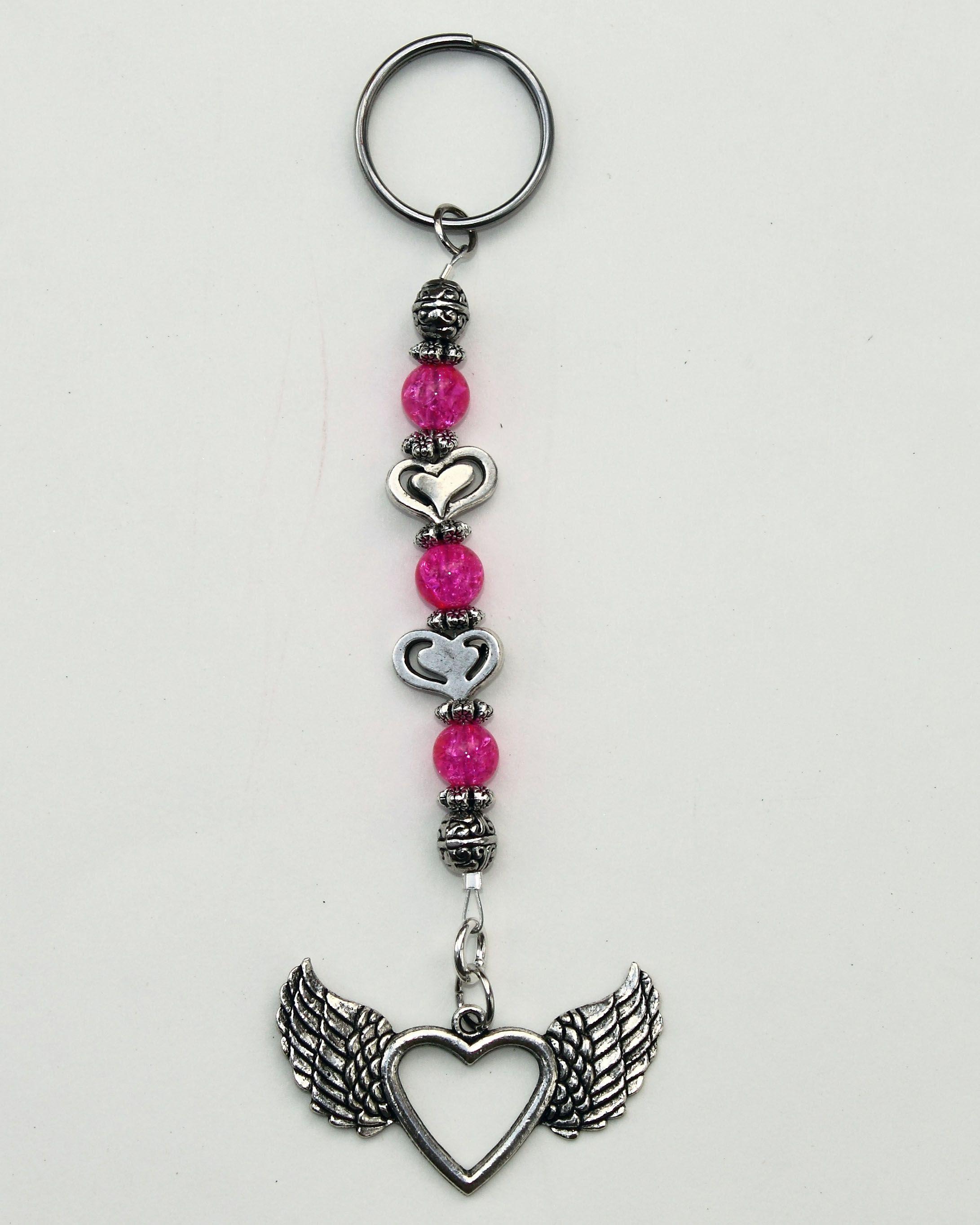 Beaded Key Chains