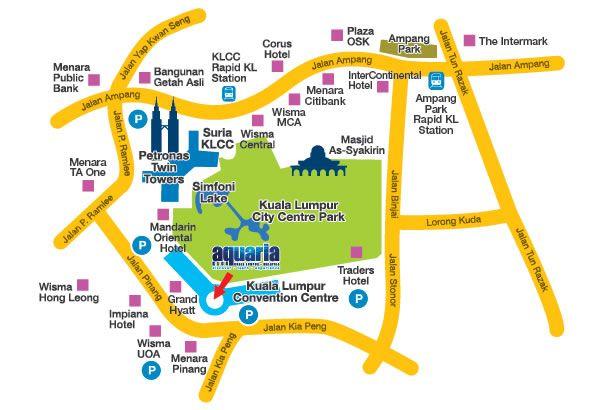 Picture of Aquaria KLCC Malaysia Vacation 71 KLCC AQUARIUM