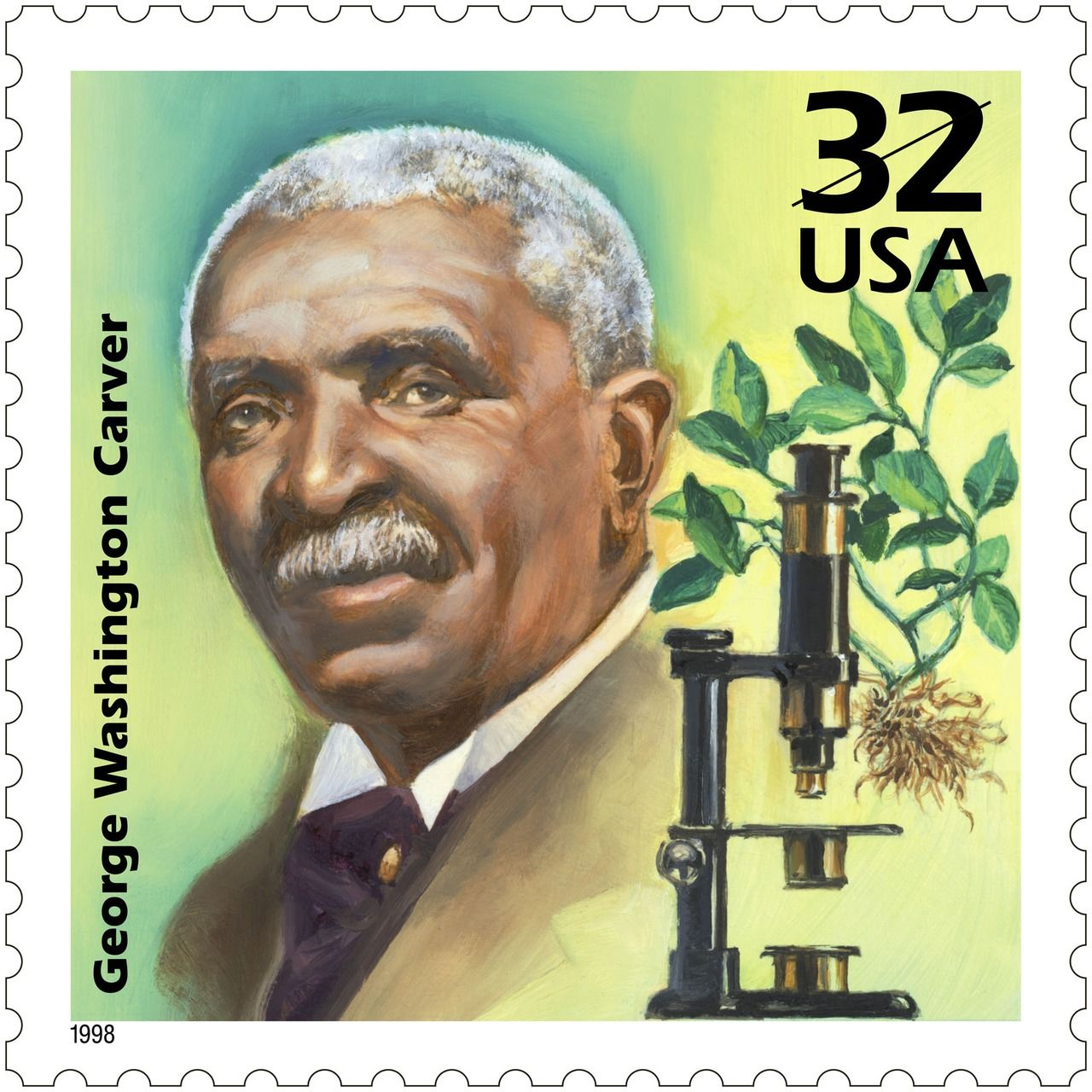 George Washington Carver Improved The Economy Of The South
