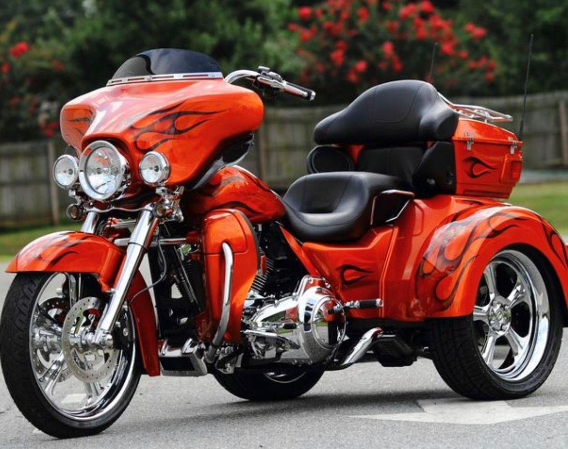 Pin by Niko Balderas on Harley Trike Harley davidson
