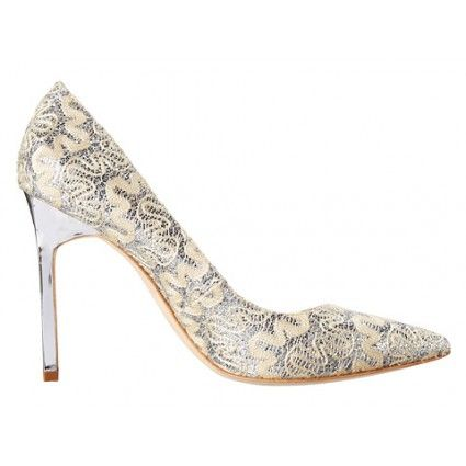 89858ec8d74 By Ivanka Trump. are lovely classic wedding pumps with a new twist.