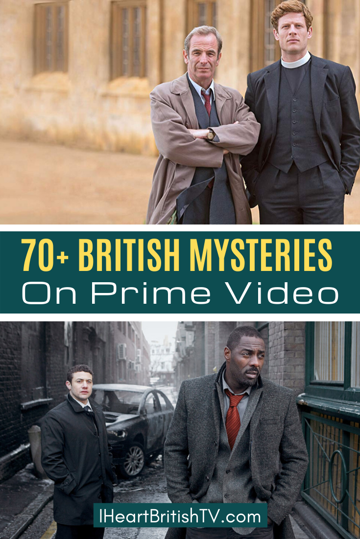 British Mysteries You Can Stream on Amazon Prime Video I