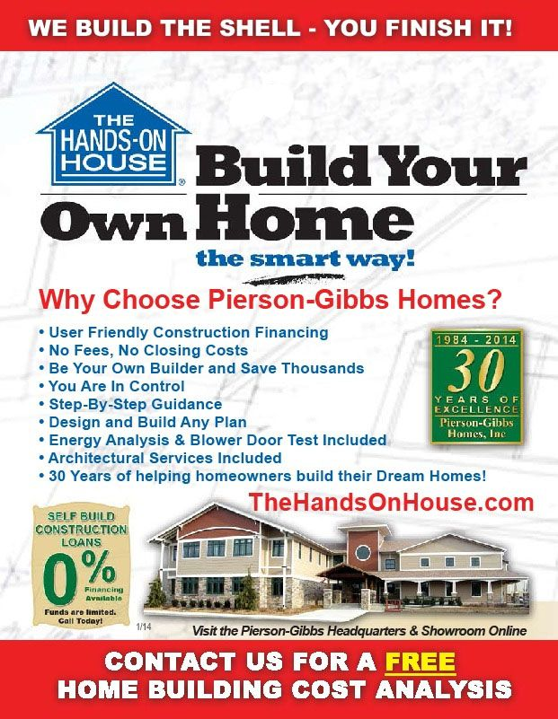 Phenomenal Build Your Own House With Pierson Gibbs Homes The Smart Download Free Architecture Designs Rallybritishbridgeorg