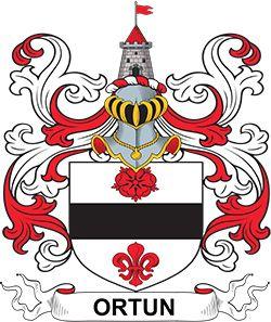 Ortun Coat of Arms